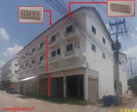 ตึกแถวหลุดจำนอง ธ.ธนาคารกรุงไทย บ้านอิฐ เมืองอ่างทอง อ่างทอง