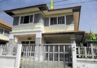 บ้านเดี่ยวหลุดจำนอง ธ.ธนาคารอาคารสงเคราะห์ ย่านซื่อ เมืองอ่างทอง อ่างทอง